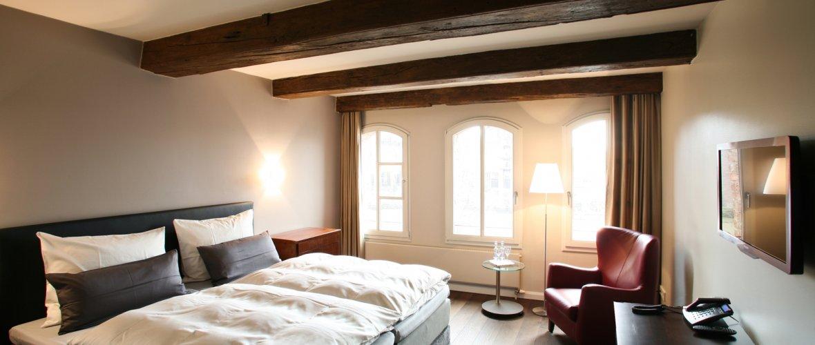 Stylish double room