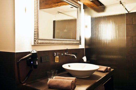Bathroom of a double room en-suite