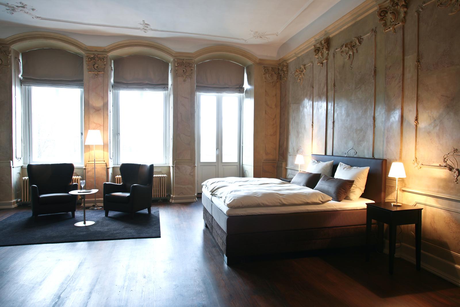 exclusive suites | hotel anno 1216 in the city of lübeck